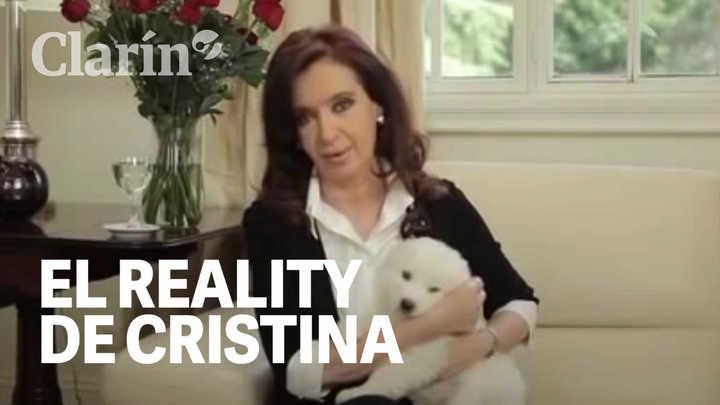 El reality de Cristina