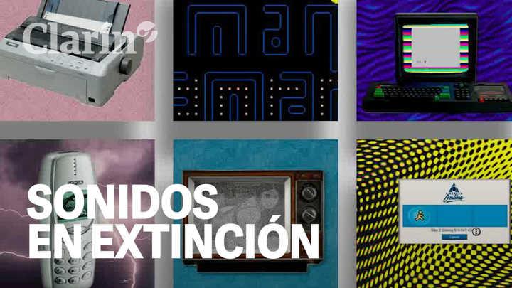 Sonidos en peligro de extinción: un