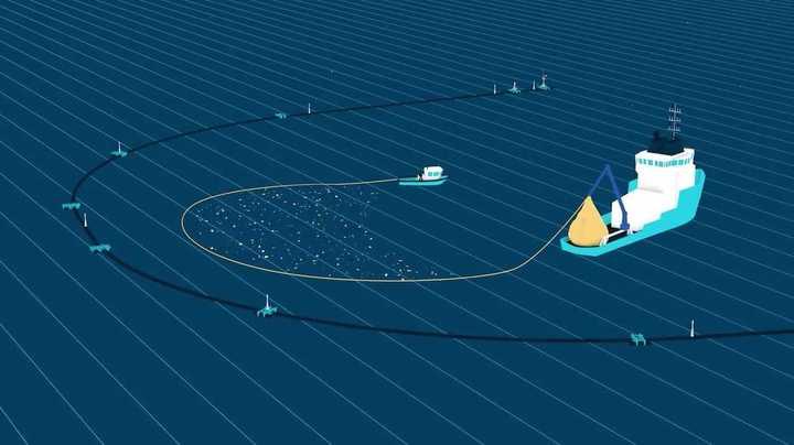Ocean Clean Up, la red de contención para recoger el plástico del Pacífico