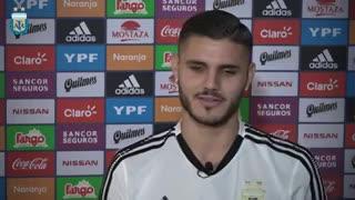 Entrevista con Mauro Icardi