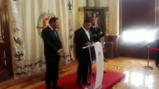 El discurso de Ronaldo, nuevo dueño del Valladolid.