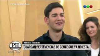 """Ramiro Bueno y su relación actual con su papá, Rodrigo: """"Me volví un fan de él"""""""