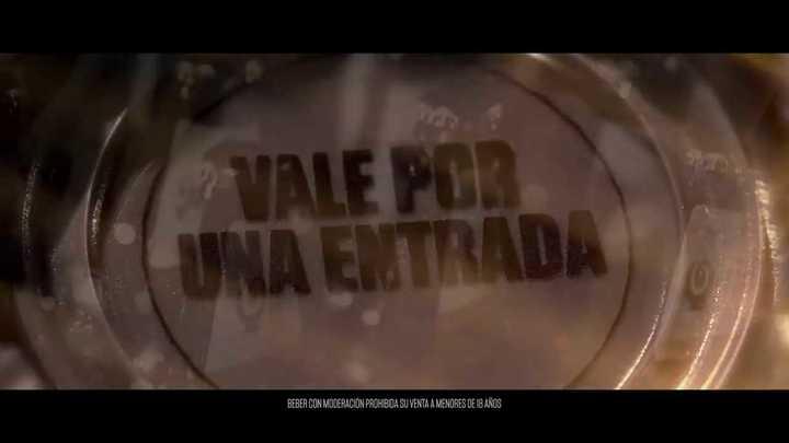 La publicidad de Quilmes para el River -Boca