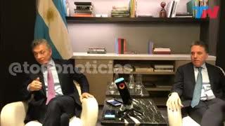 Macri, sobre los cambios en el Banco Central