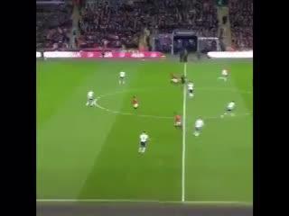 El gol de Tottenham en 11 segundos.