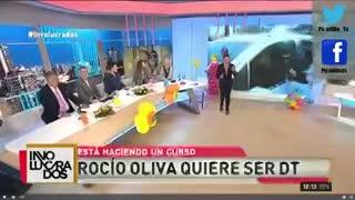 Calu Rivero habló luego de la polémica en el show de Jey Mammon