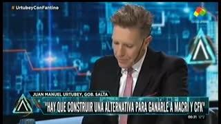 Juan Manuel Urtubey en Animales Sueltos - Parte 2