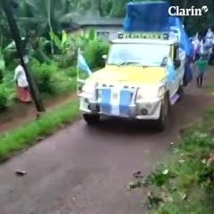 Kerala, una provincia en la India fanática de la Selección Argentina
