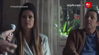 Polémica entre los familiares de Julia Visciani, ex de Sandro, y la serie de Telefe