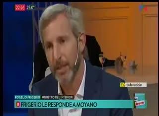 Rogelio Frigerio en TN
