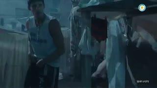 """Esteban Lamothe y la escena más fuerte de """"El Marginal 2"""""""