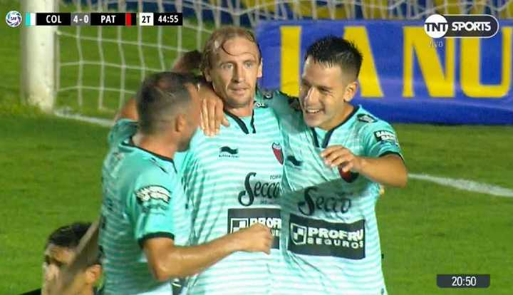 Colón 4 - Patronato 0