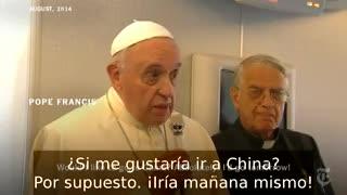 El papa y China. Por qué es un tema complicado