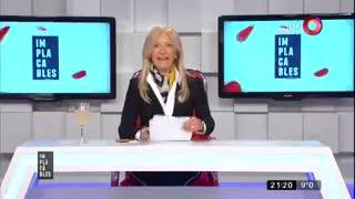 """El conflicto de Lanata y Flor de la V en """"Implacables"""""""