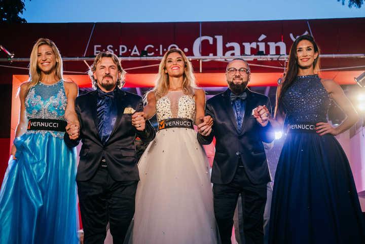 Viernes de Fashion Day en Espacio Clarín