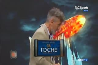 """Diego Díaz habló tras la desvinculación de Flavio Azzaro del programa """"No todo pasa""""."""