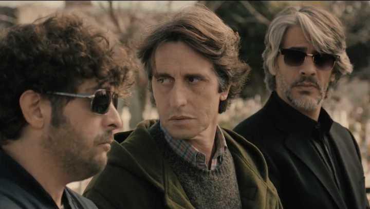 """Trailer de """"Papeles en el viento"""""""