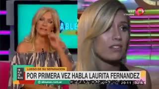 Laurita Fernández, sobre su separación de Federico Bal