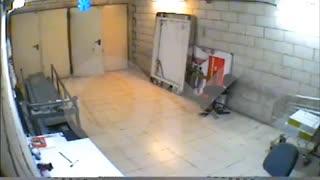 El video que muestra el robo cometido por la política española.