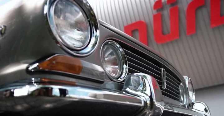 El Torino volvió a Nürburgring
