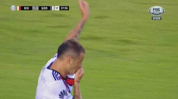 River 1 - Godoy Cruz 2