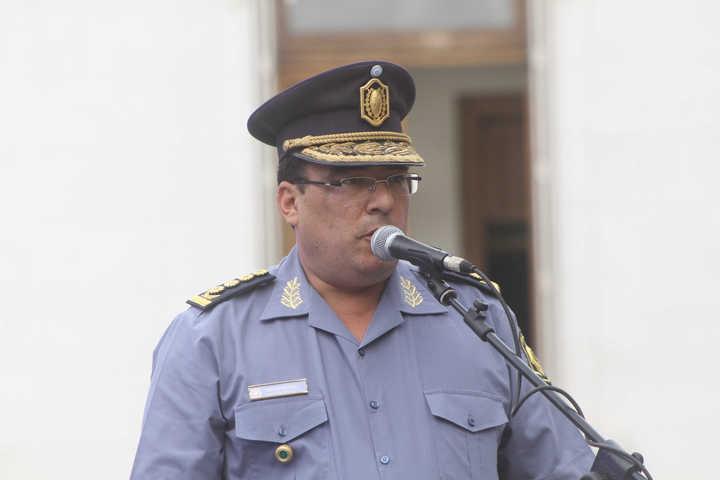 """""""Al 'harry' le va a temblar la pera cuando vea estas patrullas..."""", la polémica frase del jefe de policía de Santa Fe, Marcelo Villanúa"""