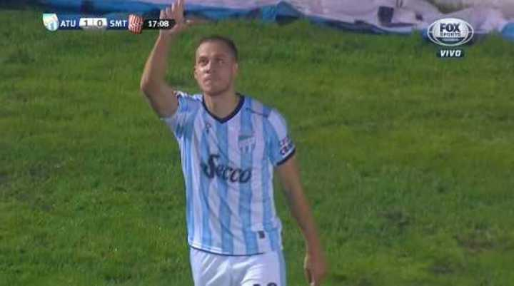 Atlético Tucumán 1 - San Martín (T) 0