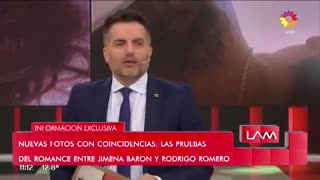 Habló Macarena, la ex del nuevo novio de Jimena Barón