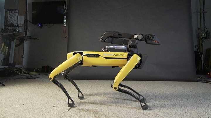 El robot bailarín de Boston Dynamics