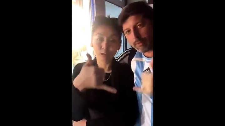 Otro argentino acosa a una joven en Rusia