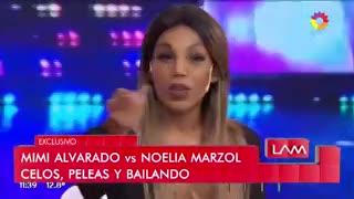 Fuerte Cruce entre Lourde Sánchez y Mimi