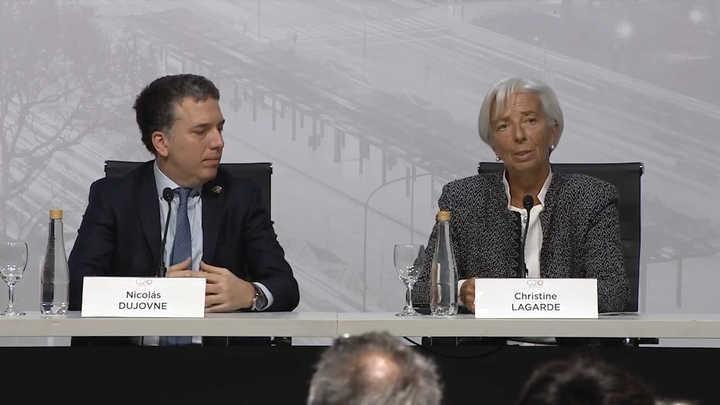 """Lagarde: """"La meta de inflación debe ser alcanzada"""""""