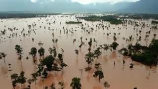 Atrapados, desaparecidos o muertos: las secuelas del colapso del dique de Laos