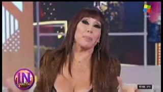 El desopilante diálogo sexual de Moria Casán con Javier Milei. Parte 1