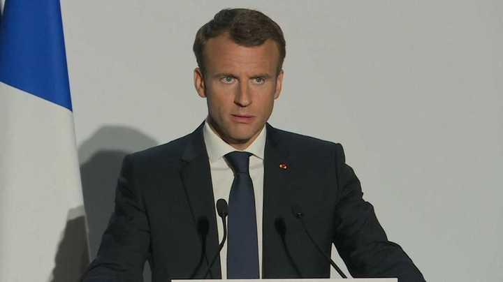 Macron muestra pesimismo sobre futuro de acuerdo nuclear de Irán