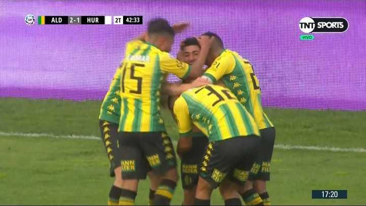 Jugadón de Chávez y gol de Pisano en el último minuto