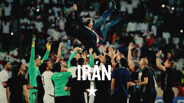 Conocé a la Selección de fútbol de Irán que estará en Rusia 2018