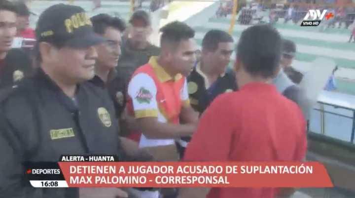 Metieron preso a un jugador por suplantación de identidad
