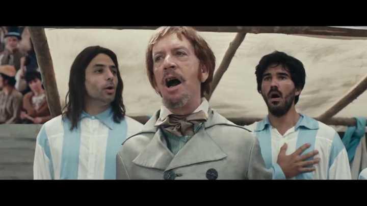 """El trailer oficial de """"No llores por mí, Inglaterra"""""""