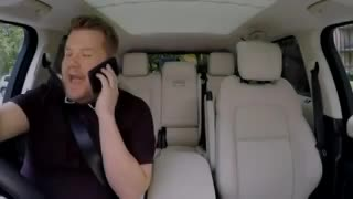 Paul McCartney Carpool Karaoke (The Late Late Show with James Corden)