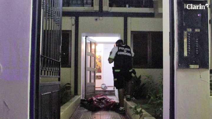 Policía baleado en Córdoba, audio.