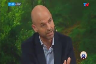 Guillermo Dietrich en Todo Noticias