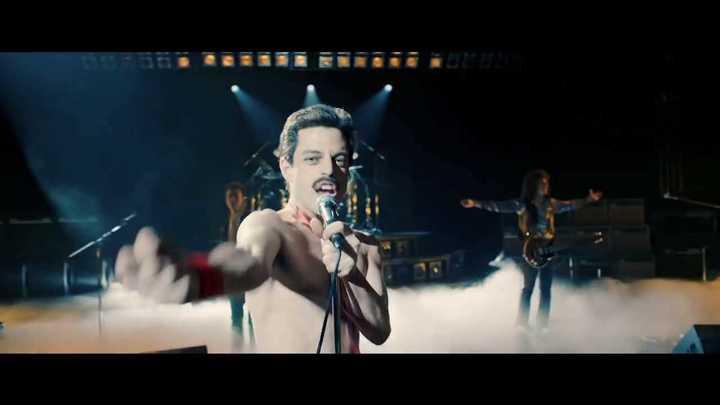 Tráiler del biopic de Freddie Mercury