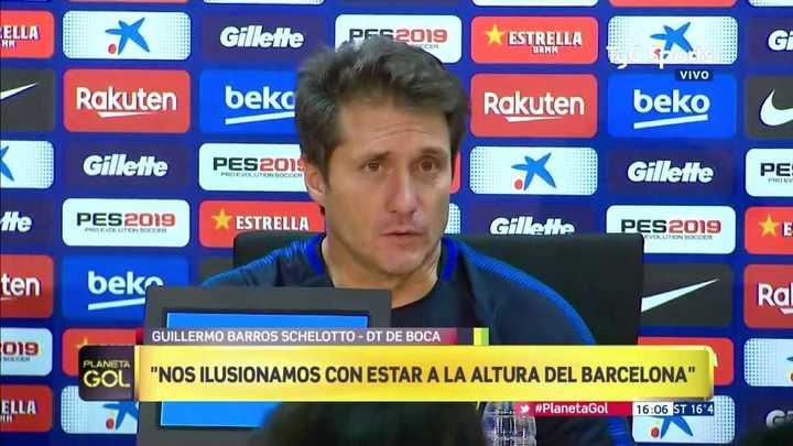 """Guillermo sobre Messi: """"Yo le daría paz, tranquilidad y que tome la decisión que él quiera"""""""
