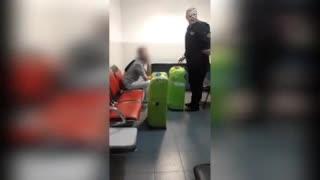 Ezeiza: detienen a un brasileño con más de 15 kilos de cocaína