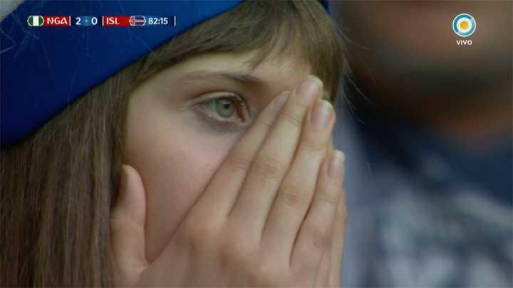 Nigeria 2 - Islandia 0. Islandia erró un penal - Mundial Rusia 2018