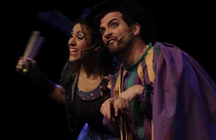Abracadabra: Teatro infantil a beneficio de Unicef