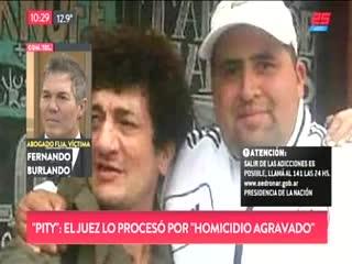 "Fernando Burlando, abogado defensor de la familia de Cristian Díaz, asesinado por ""Pity"" Alvarez"