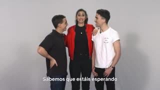 """Así se anunció la nueva temporada de """"La casa de papel"""""""