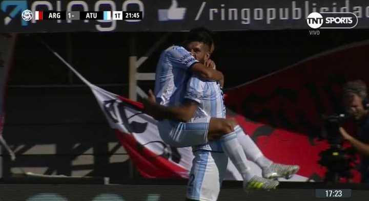 Argentinos 1 - Atlético Tucumán 1